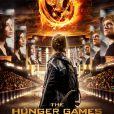 Jennifer Lawrence dans  Hunger Games.