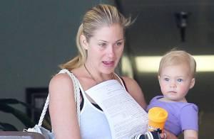 Christina Applegate : Maman attentionnée soucieuse de sa ligne