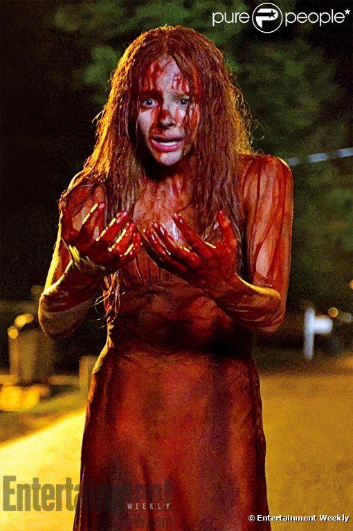 Chloë Moretz sera  Carrie  dans le remake de Kimberly Peirce.