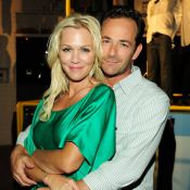 Jennie Garth - Luke Perry: Le joli couple de Beverly Hills reformé pour Old Navy