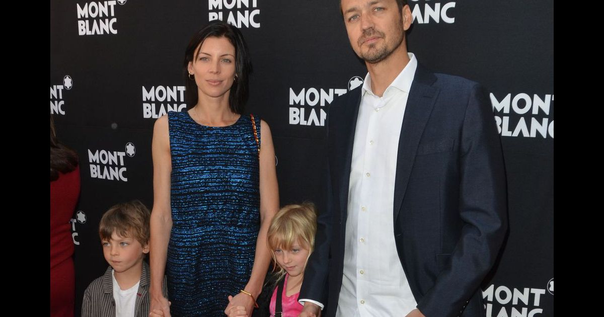 rupert sanders et liberty ross avec leurs enfants en f vrier 2012 los angeles. Black Bedroom Furniture Sets. Home Design Ideas