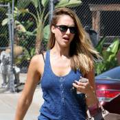 Jessica Alba : Arme à la main à Los Angeles avant de retrouver sa fille Honor