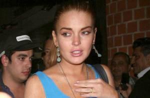 Lindsay Lohan : Bannie du célèbre Chateau Marmont !