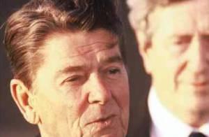 Michael Douglas président des Etats-Unis face à Christoph Waltz en Gorbatchev