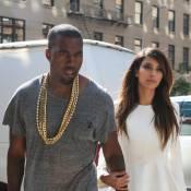 Kanye West et Kim Kardashian : cinéma en amoureux avant un concert