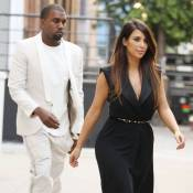 Kim Kardashian et Kanye West : Amoureux et en virée shopping encore et toujours