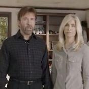 Chuck Norris et sa femme Gena, remontés contre Barack Obama, ce 'socialiste'