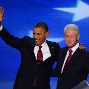 Bill Clinton : Discours passionné et franche accolade pour défendre Barack Obama