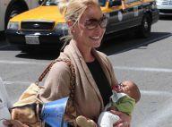 Katherine Heigl : Une maman rayonnante et souriante avec sa petite Adalaide