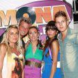 Les Ch'tis au concert organisé par la radio Mona FM le 8 Septembre 2012 à Armentières.