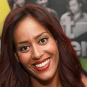 Amel Bent : Prête à prendre le micro et à chausser les crampons