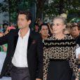 Joshua Jackson et Diane Kruger à la première d' Inescapable  au Festival International du Film de Toronto le 11 septembre 2012.