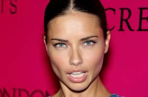 Adriana Lima : le top model brésilien est maman d'une petite fille