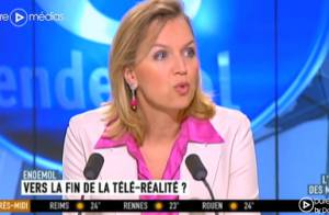 Suicide de FX : Virginie Calmels, PDG d'Endemol, réagit aux attaques de sa mère