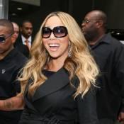Mariah Carey : Glamour et très sexy pour sa rencontre avec Nicki Minaj