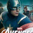 Captain America dans  Avengers.