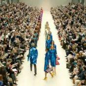 Fashion Week : Julia Restoin Roitfeld et Tali Lennox, stylées pour Burberry
