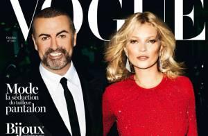 Kate Moss : de nouveau en couverture de Vogue Paris, avec son 'meilleur ami'
