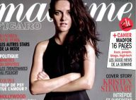 Kristen Stewart : ''Je veux être sincère''...