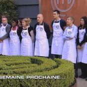 Masterchef 2012 : Pression, surprises et coups de théâtre pour le 5e épisode