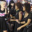 Pink interprète son tube  So What  au  Today Show , à New York, le 18 septembre 2012.