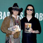 Johnny Depp présent pour son soutenir son 'frère', un ancien condamné à mort