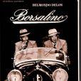 L'affiche du film Borsalino de Jacques Deray