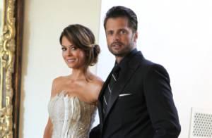Emmy Awards 2012 - Brooke Burke et David Charvet, glamour comme jamais