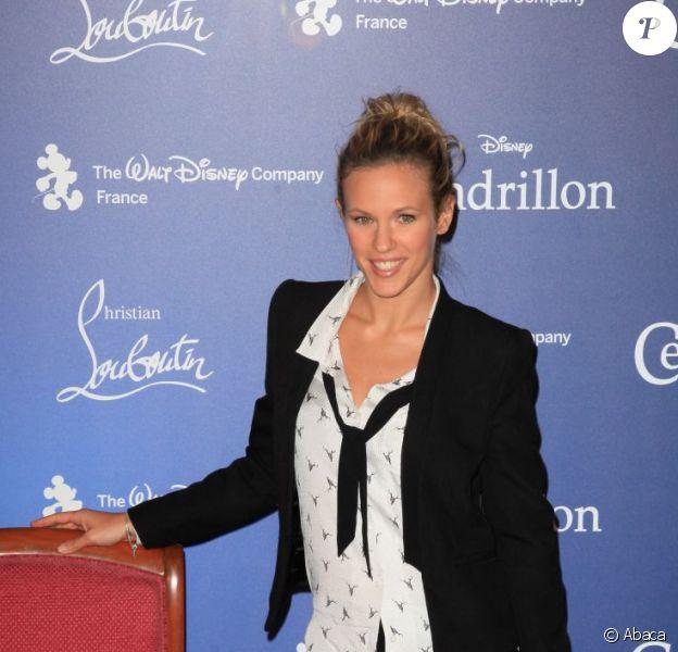 Lorie lors de la soirée Louboutin pour Cendrillon au Grand Rex à Paris le 25 septembre 2012