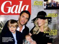 Dany Brillant : Le jeune papa comblé présente sa jolie famille
