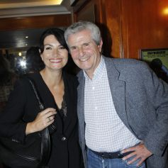Claude lelouch sa compagne