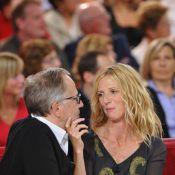 Fabrice Luchini : Sandrine Kiberlain a droit à son grand numéro de charme