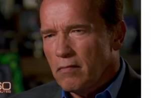 Arnold Schwarzenegger : Larmes aux yeux, il est forcé à assumer son adultère
