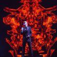 George Michael, dans le cadre de sa tournée Symphonica en Angleterre en septembre 2012