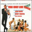 Nancy Sinatra -  You Only Live Twice  - générique du film  On ne vit que deux fois , 1967.