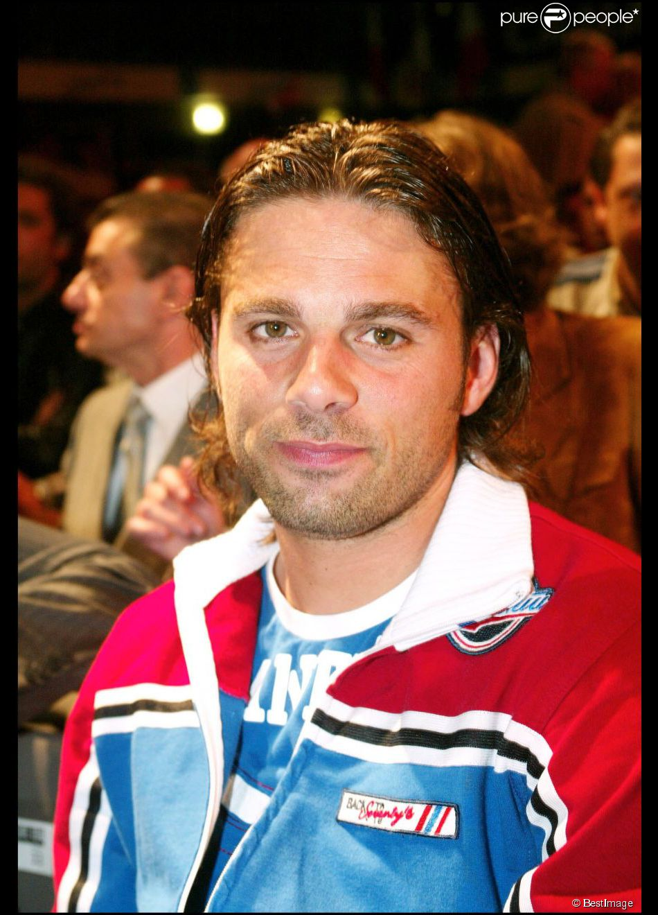 Fabrice Fiorèse à Levallois-Perret au Palais des Sports Marcel Cerdan le 30 avril 2004