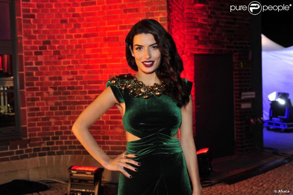 L'actrice grecque Tonia Sotiropoulou à Berlin pour les Musikexpress Style Awards le 11 octobre 2012. Elle est la troisième James Bond Girl de  Skyfall