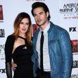 Rumeur Willis et son compagnon à la première de la saison 2 de la série  American Horror Story  à Los Angeles, le 13 octobre 2012.