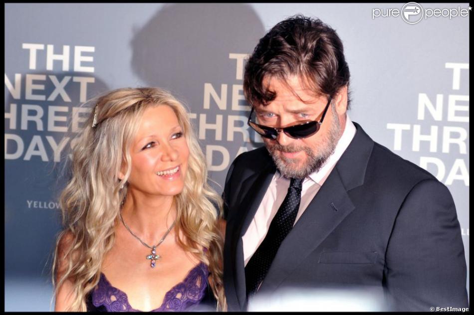 Divorce de Russell Crowe : Minimum 20 millions de dollars