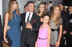 Sylvester Stallone : Sa fille Sophia, bientôt opérée à coeur ouvert, se confie