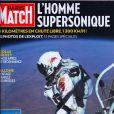 Paris Match  en kiosques le 17 octobre 2012.
