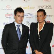 Stephanie de Monaco et son fils Louis succombent à la fièvre Zlatan Ibrahimovic