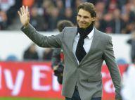 Rafael Nadal et Zlatan Ibrahimovic : Rencontre chaleureuse entre les deux titans