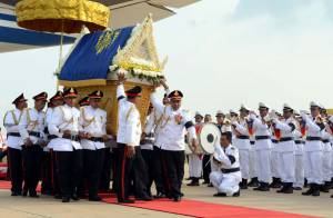 Mort de Norodom Sihanouk : Deuil national ému pour l'ex-roi artiste du Cambodge