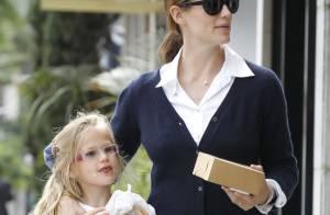 Jennifer Garner et sa fille Violet : Pause gourmande entre filles