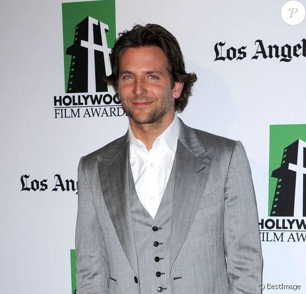 Bradley Cooper à Beverly Hills le 22 octobre 2012