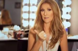 Céline Dion, avec Grand Corps Malade et Maxime Le Forestier, présente son album