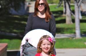 Alyson Hannigan, maman radieuse pour une sortie avec ses filles