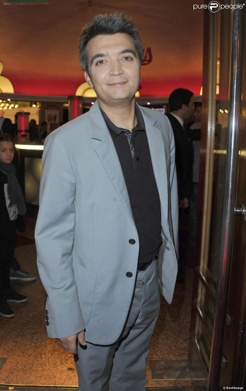 Thomas Langmann le 19 octobre 2012