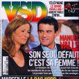 La couverture du magazine  VSD  en kiosques le 1er novembre 2012.